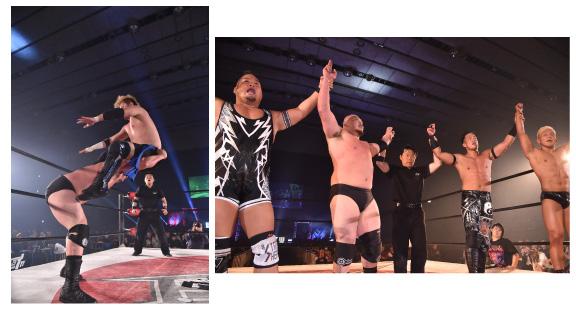 "BJW: ""Super Star Warriors"" triunfa Abdullah Kobayashi 5"