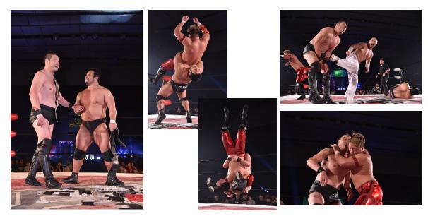 "BJW: ""Super Star Warriors"" triunfa Abdullah Kobayashi 6"