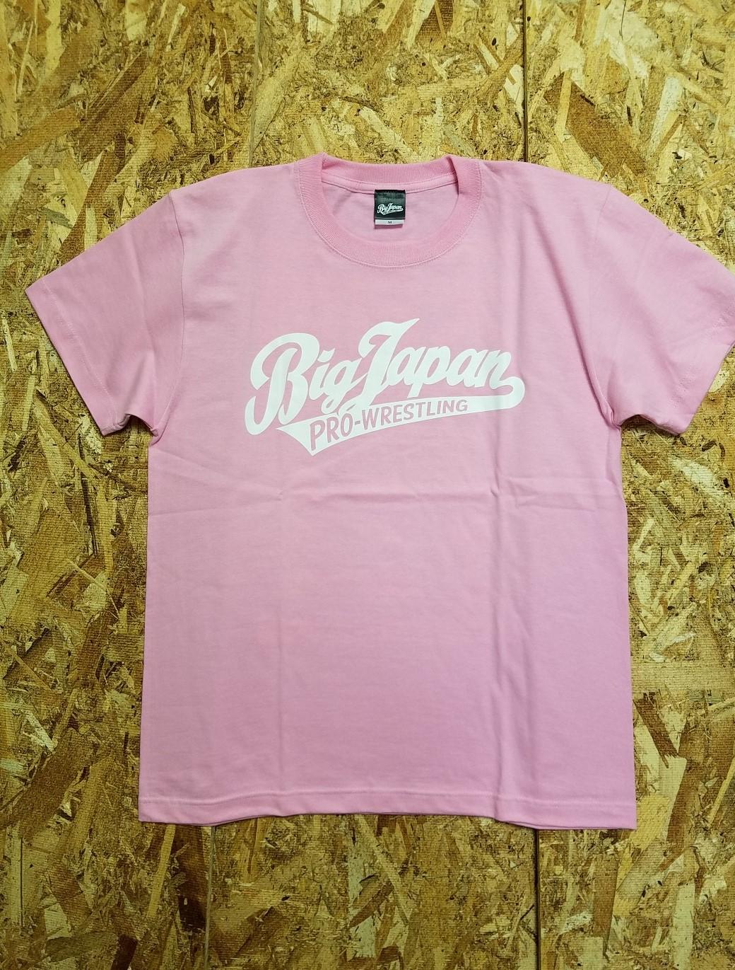 ベースボールロゴ×大日魂Tシャツ