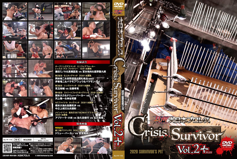 【DVD-R】Crisis Survivor・Vol.2+
