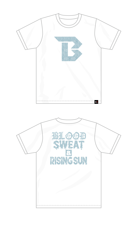 """シンプル""""B""""Tシャツ"""